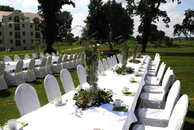 Hochzeitsfeier - Gestaltung